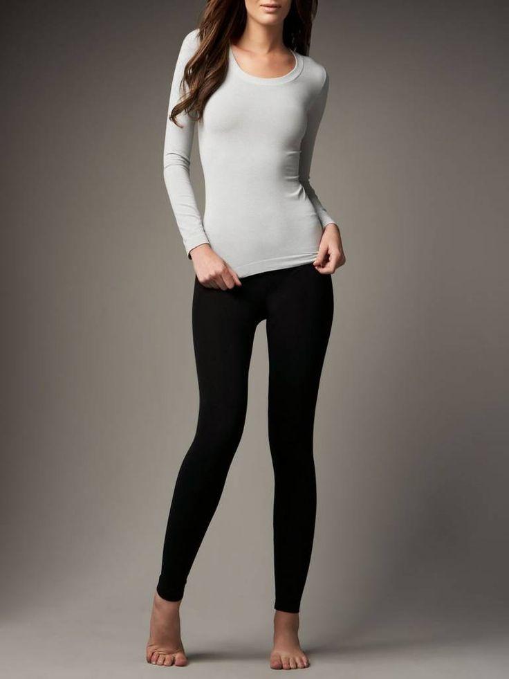Kunert Velvet 80 legging Zwart   Kunert