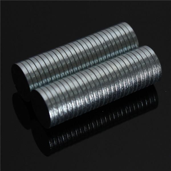 50pcs N52 Round Disc Magnets 8mmx1mm Rare Earth Neodymium Magnet
