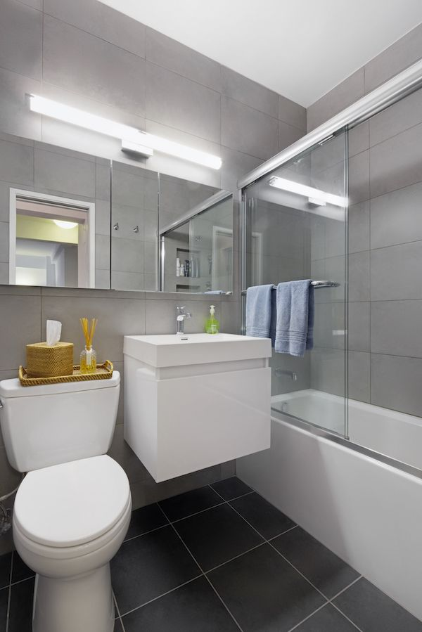 Best Bathroom Remodels Images On Pinterest Before After
