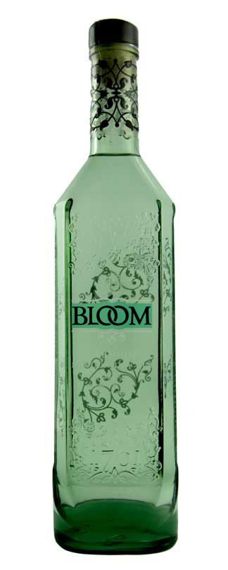 Bloom Premium London Dry Gin. Purchased. For the pretty bottle. But v nice nonetheless, esp with ft elderflower tw