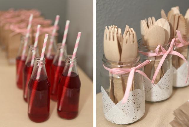 ... ♥ Nina Designs + Parties: Bautizo de Daniela / Daniela's Baptism