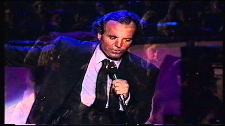 Julio Iglesias en concierto 3D - Abrazame - Barcelona 1988 - HD