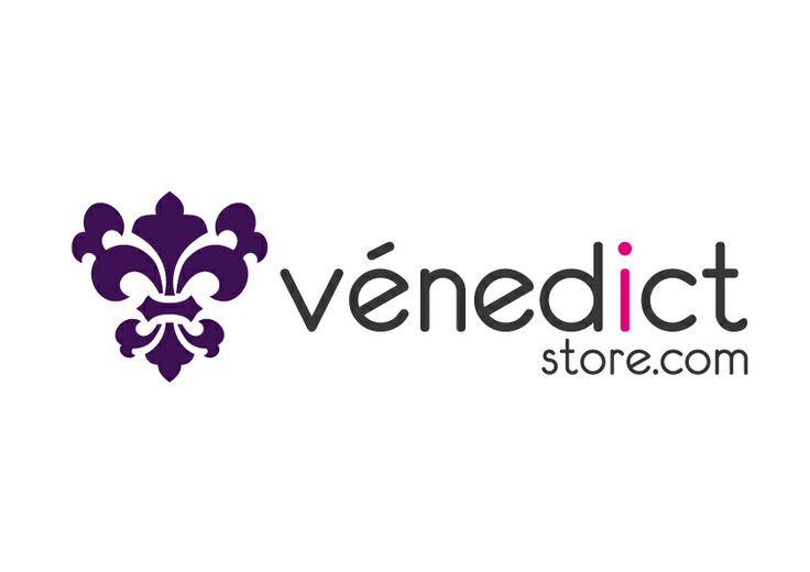 Logotipo para la empresa de venta de ropa vénedictstore.com