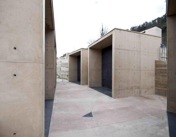 SIGNORINI ASSOCIATI · Cimitero di Valtopina · Divisare