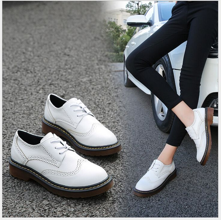 FLAT Oxford shoes for women flats new autumn 2016 Fashion women shoes moccasins sapatos femininos sapatilhas zapatos mujer