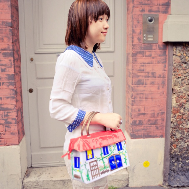 House bag: Clothes, Accesories, Bags