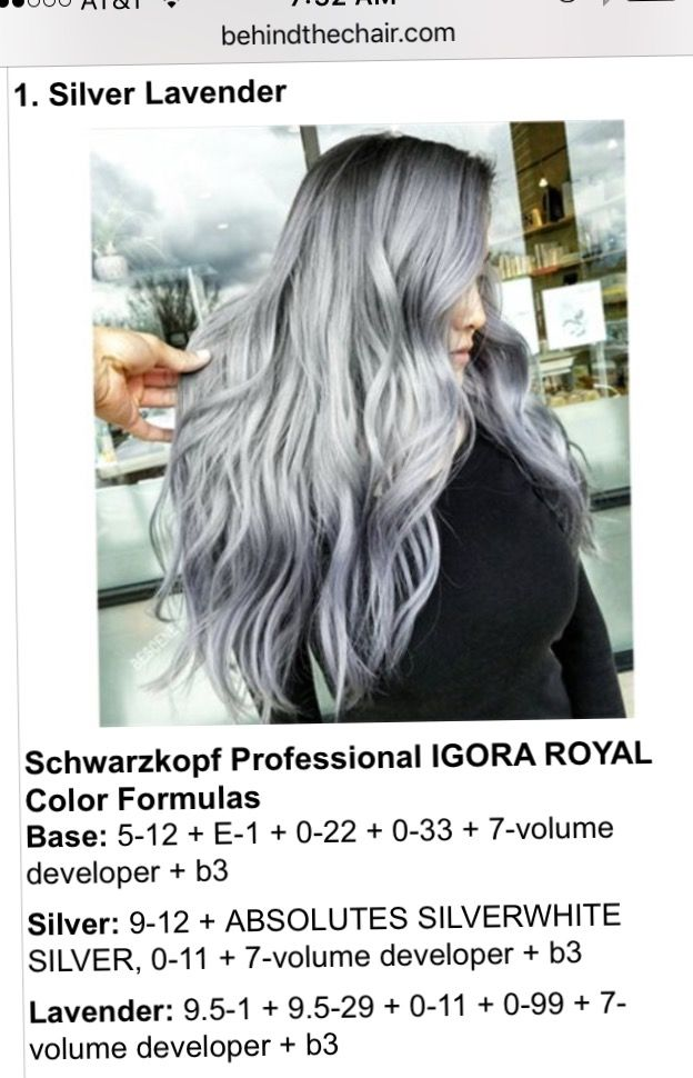 THE BASICS OF PERFECT COLOR FORMULATION - Hairdresser Power