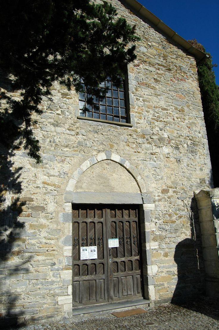 Pigna (IM)  Chiesa di San Bernardo