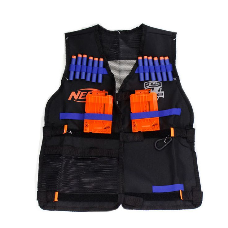 Hot Sell Elite Series Accessories For Nerf N-Strike Elite Tactical Vest in Toys & Games, Outdoor Toys & Activities, Other Outdoor Toys/ Activities | eBay