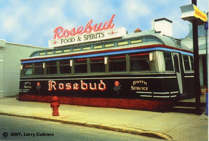 Rosebud, Davis Square Somerville MA