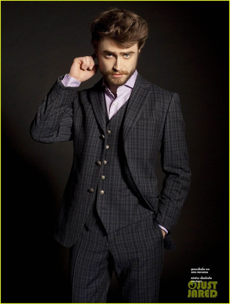 Daniel Radcliffe Looks More Handsome Than Ever in This New Mag Spread! | daniel radcliffe handsome new magazine spread 01 - Photo