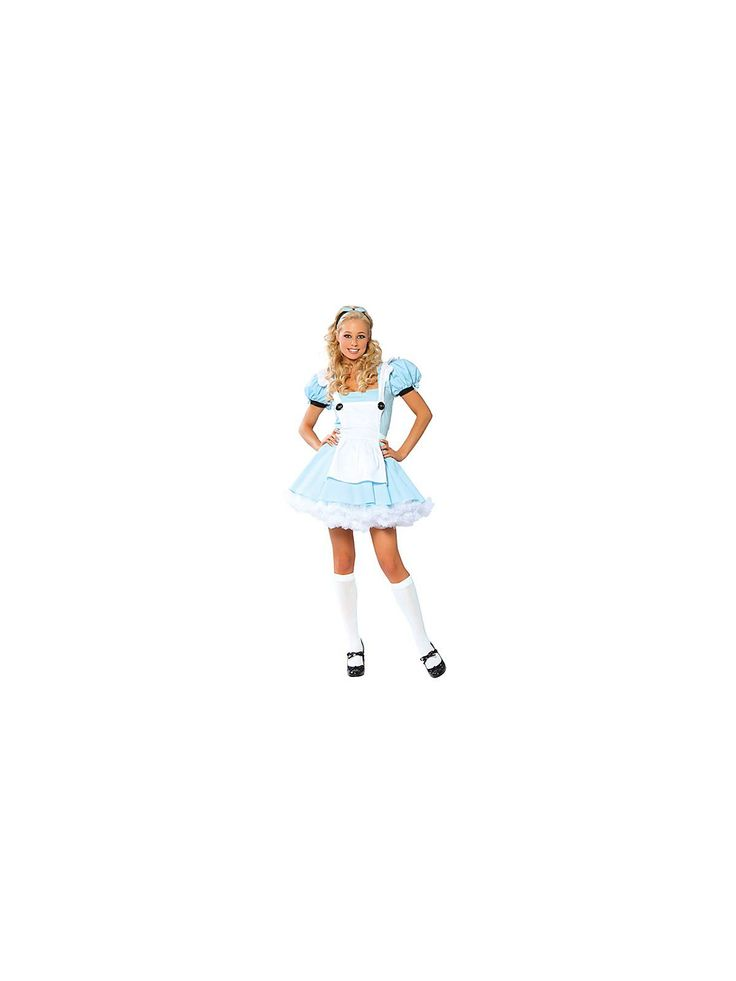 Sexy Alice In Wonderland Adult Costume | Cheap Fairytale Costumes for Adults