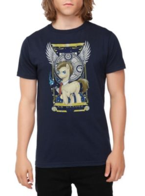 My Little Pony Dr. Hooves Nouveau Slim-Fit T-Shirt.NEEEEEED!!!!!
