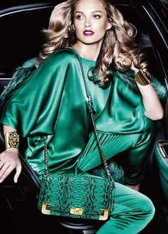 emerald green...fall 2013 color of the year