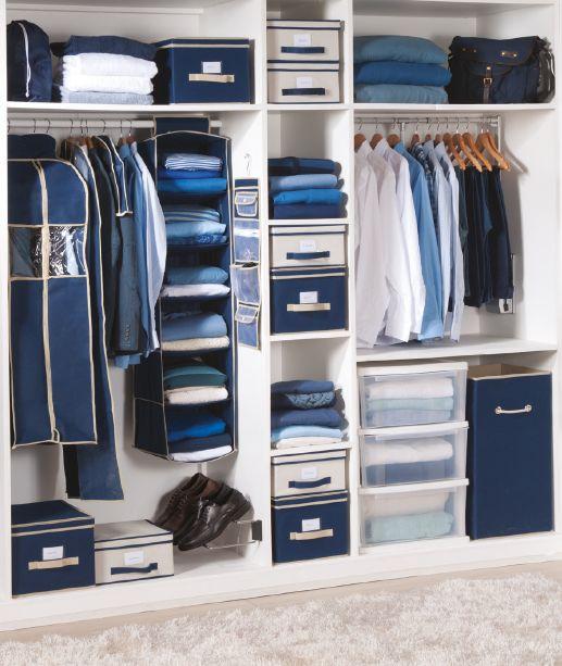 Ahora clasificar tu ropa es un proceso lleno de estilo y con toda tu onda. #Colores #Decoración #Organización #YoAmoMiCasa