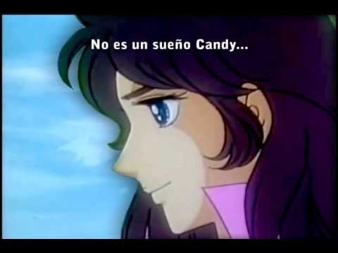 Candy Candy - Final Esperado - Candy y Terry Juntos Me encanta esa carta