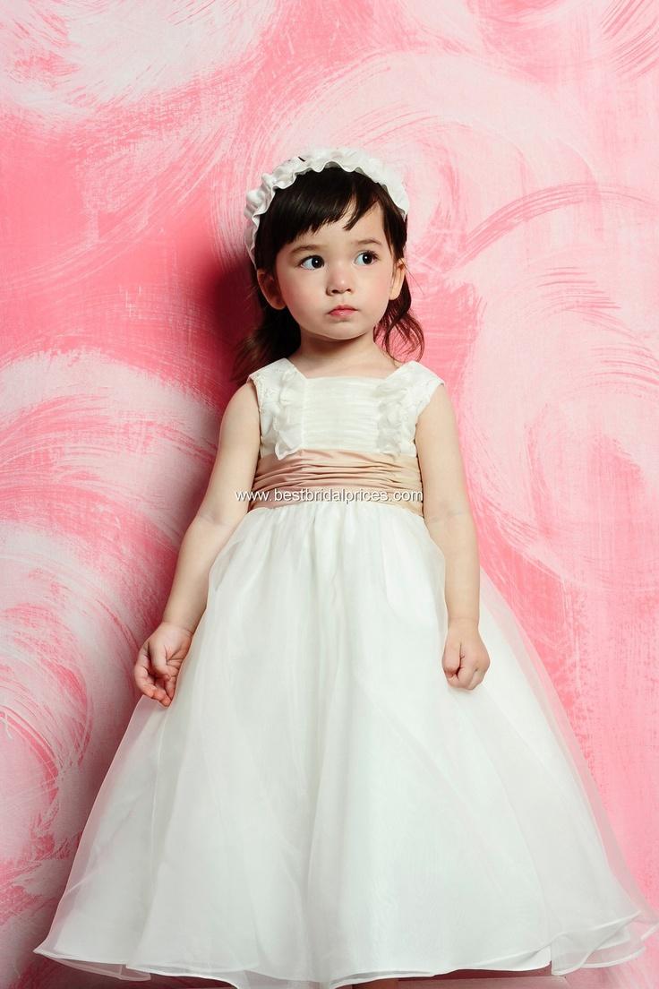 104 best Flower Girls images on Pinterest   Dresses for girls ...