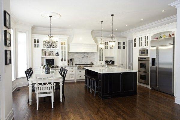 Beautiful Open Kitchen Kitchen Love Pinterest