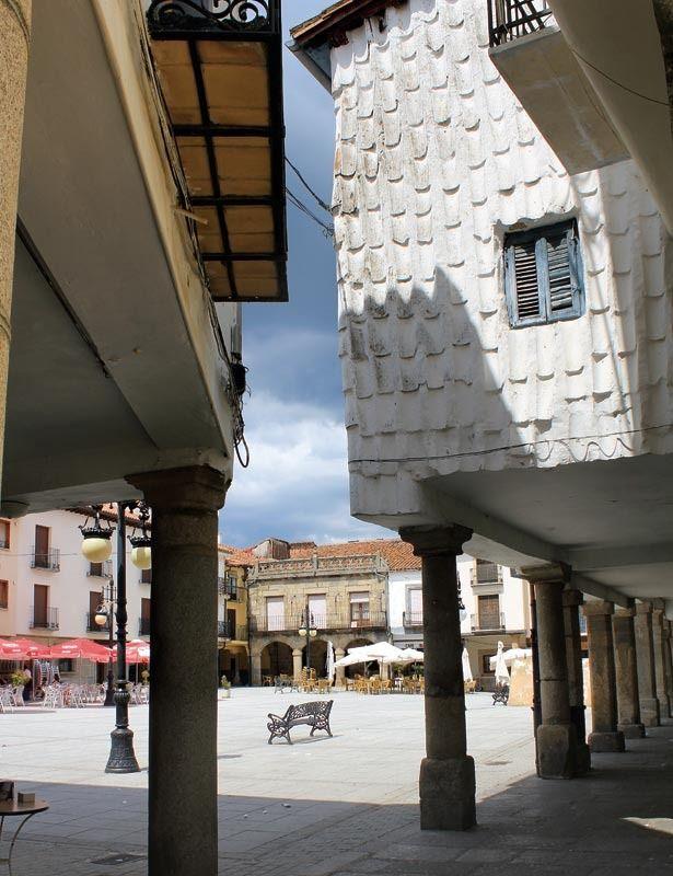 El Barco de Ávila, cruce de caminos