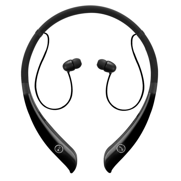 Bluetooth Earbuds,V4.0 Stereo Sports Bluetooth Headphones Noise Reduction Earbuds Wireless Neckband Headset with Microphone Magnetic Holders (Black). Bluetooth 4.0 with Aptx, CSR6835 Chip: easy and fast pairing with all Bluetooth enabled music evices, simultaneous connection of two mobile phones, never miss any important calls, 15m operation range. Unique Silicon Neckband with Magnetic Holders: Sweatproof and ergonomic in-ear design, softable and flexible, perfect for running, doing…