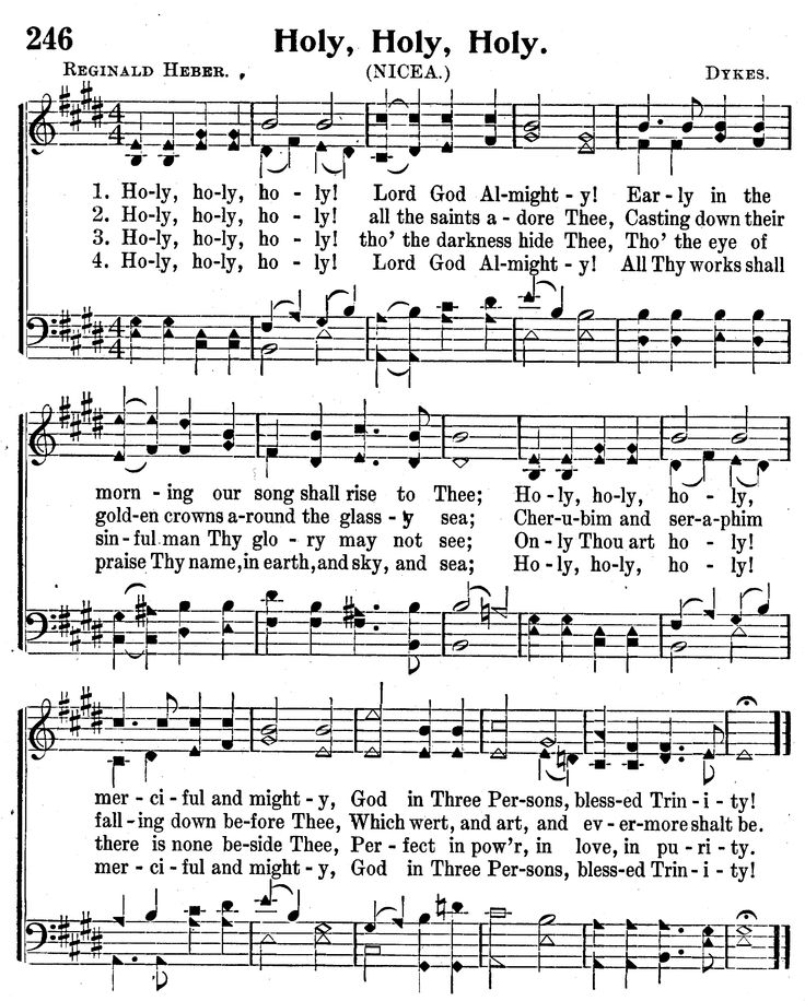 Holy Song
