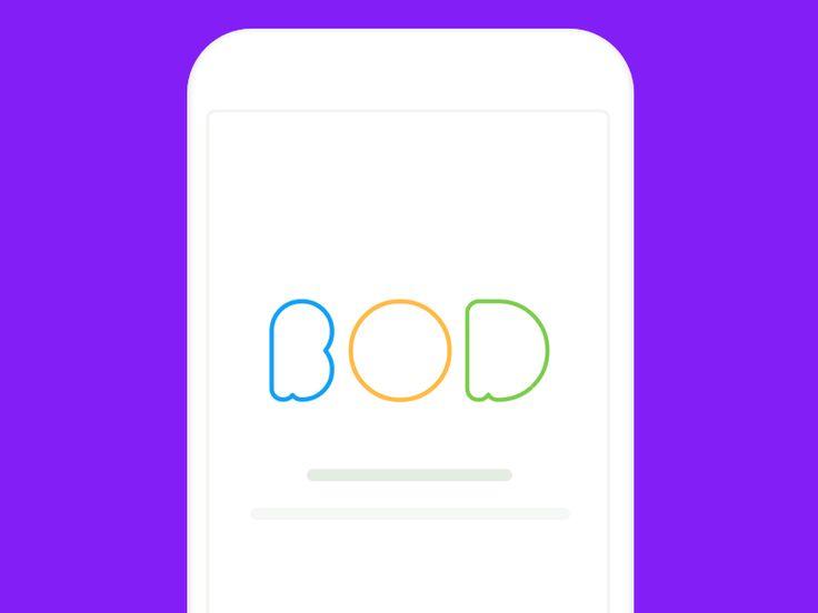 Splash Screen - Health app by Johny vino #Design Popular #Dribbble #shots
