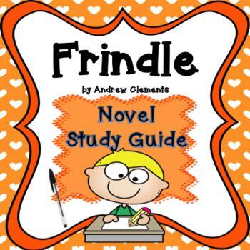 Frindle Novel Study | homeschool-Frindle | Pinterest
