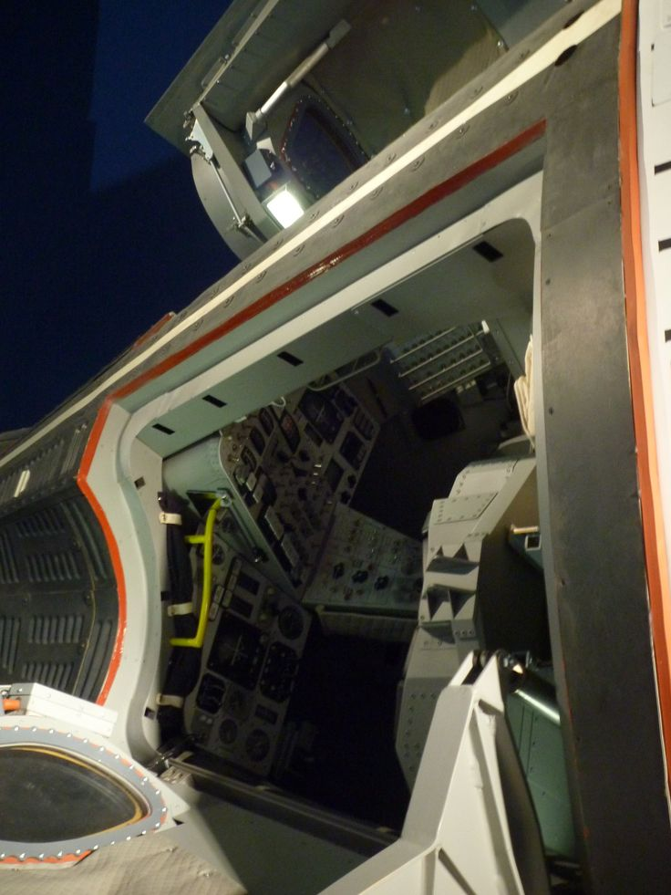 gemini spacecraft cockpit - photo #39