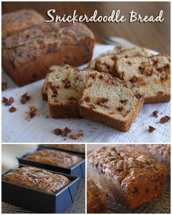 Better Snickerdoodle Bread | Barbara Bakes