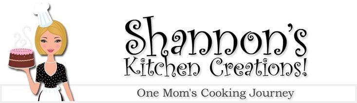 Another fantastic blog full of Weight Watcher recipes! Shannon's Kitchen Creations.