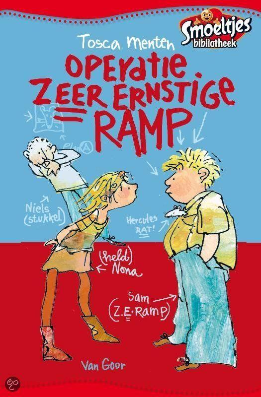 bol.com | Operatie Zeer Ernstige Ramp (ebook) EPUB met digitaal watermerk, Tosca... !!!! e-book !!!