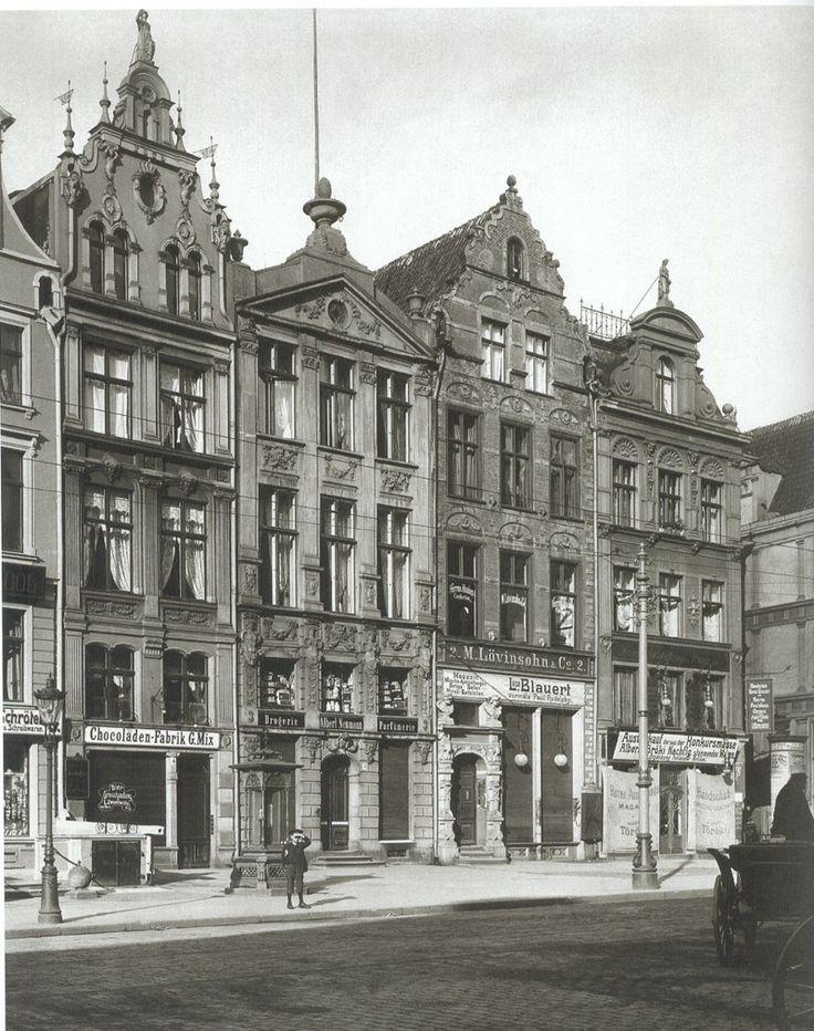 Gdańsk / Danzig, before 1945