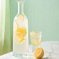 毎朝1杯のレモン水でデトックス&ダイエット♪「レモンウォーター」の作り方・効果