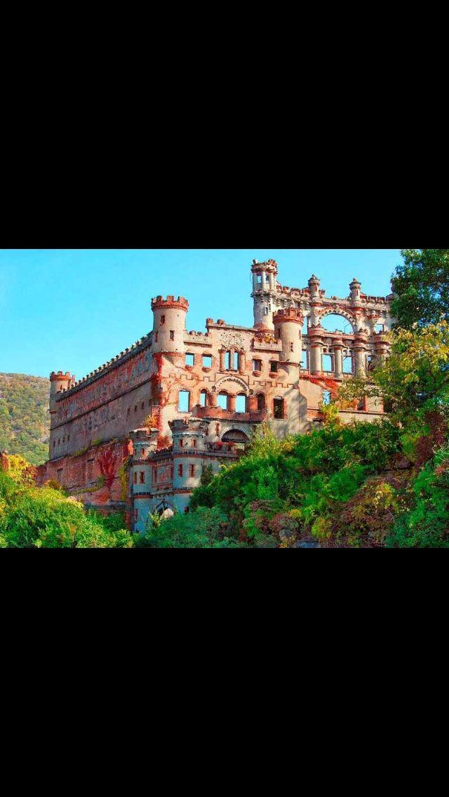 MERAVIGLIE DEL MONDO! Castello di Bamnerman (USA)