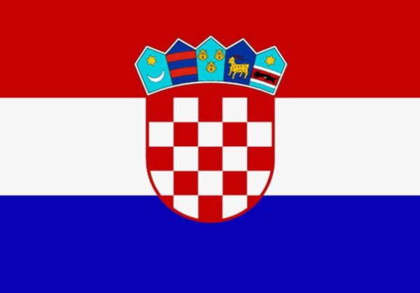 Ich zeige Flagge - nämlich die Kroatische !