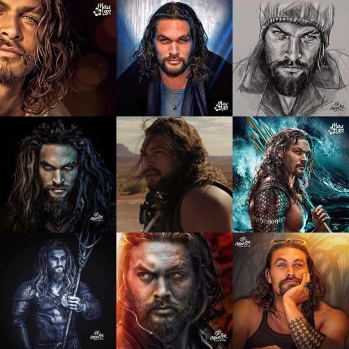 481 Best Images About Jason Momoa Family And Oddball