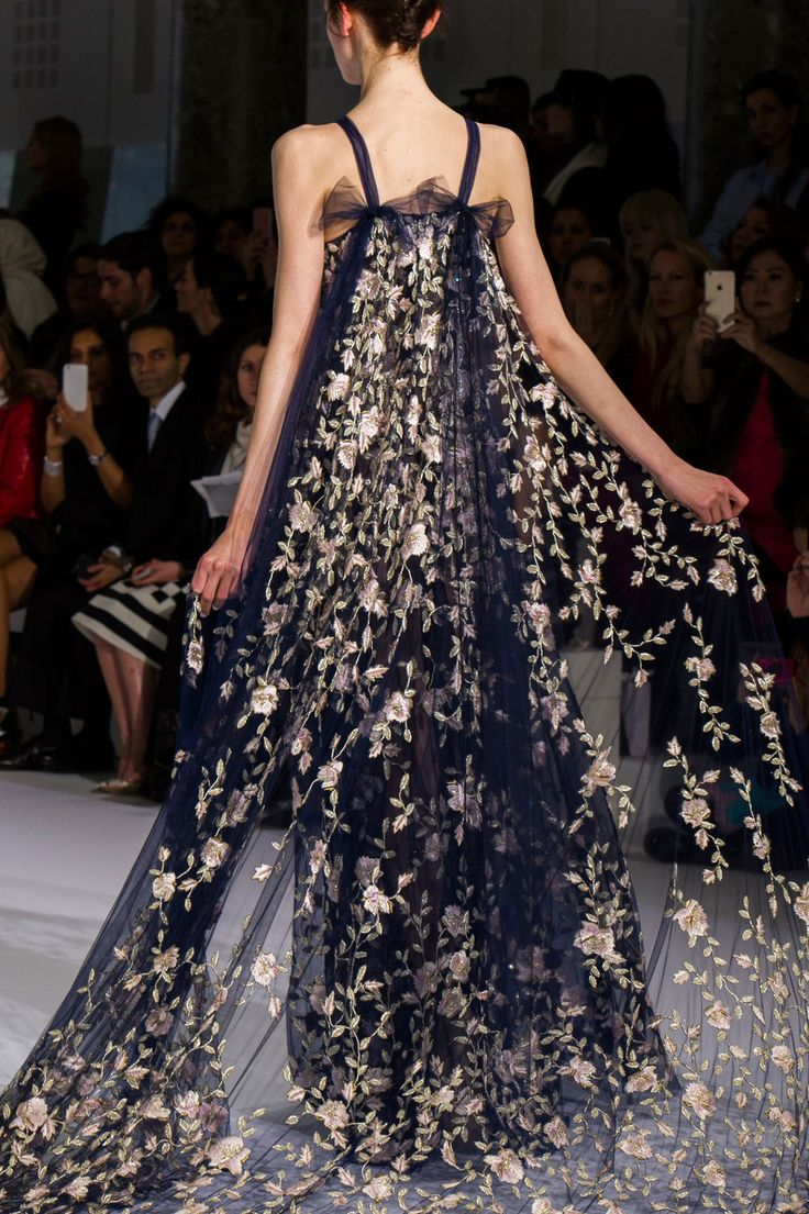 Ralph & Russo Spring/Summer 2016 Haute Couture.