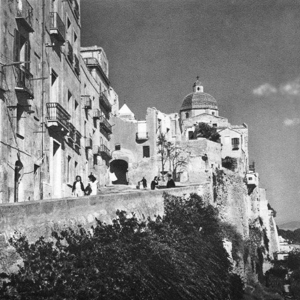 MyCagliari: Via Fossario: una via fuori dal tempo