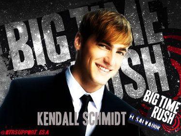 Kendall Schmidt - BTR Fans El Salvador - Big Time Rush Fan Club El ...
