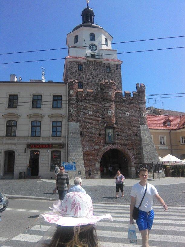 Brama do Starego Miasta