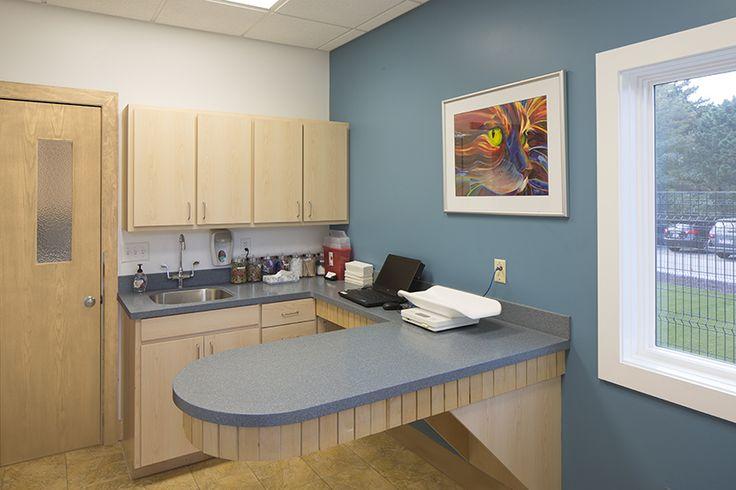 Veterinary Architecture - Veterinary Hospital Design - Veterinary Associates of Cape Cod - South Yarmouth, MA