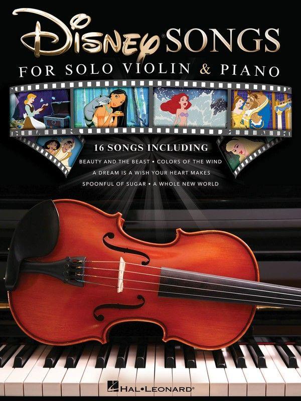 Disney Songs For Solo Violin Piano In 2020 Disney Songs Songs