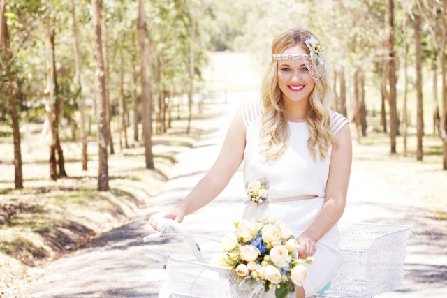 Port Macquarie Focus Magazine - Bridal Cover Shoot blog post. This was for the February 2013 edition.