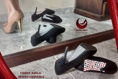 Ideal para cubrir la suela de tus tacones, se coloca un adhesivo permanente base en la suela y otro encima el cual se puede intercambiar por diferentes diseños, sólo en www.seleneheels.com #seleneheels  #tacones #moda #zapatos #amolostacones #accesorios #estilo #tendencias #compras #colombia #boutique #hechoencolombia #hechoamano #mujer #femenina #modacolombia #ropa #shoes #heels #heelsaddict #fashion #fashionista #outfit #outfits #accesories #blogger #dress #trend #trendy #polyvore