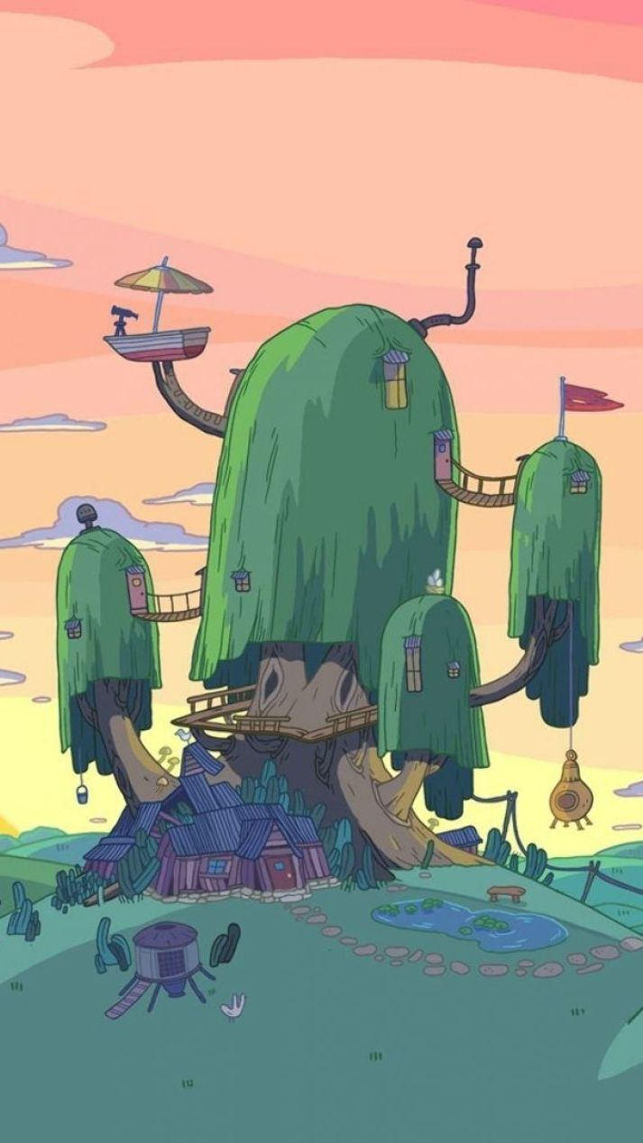 Adventure Time Mobile Wallpapers Wallpapers In 2020 Adventure Time Wallpaper Adventure Time Background Adventure Time Iphone Wallpaper