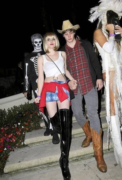Лучшие костюмы на хэллоуин фото