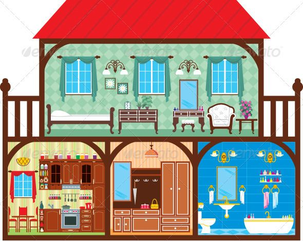 Pin By Brandy Wooten On Picteres House Illustration