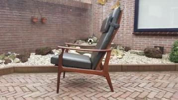 Retro vintage topform ? fauteuil inrichting: 50s 60s retro