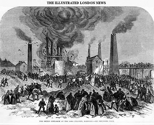 The Oak's Colliery disaster