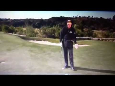 Golf Chipping Tips, Drills And Lessons Video By Phil Mickelson | Swing Tips For Beginers - YouTube